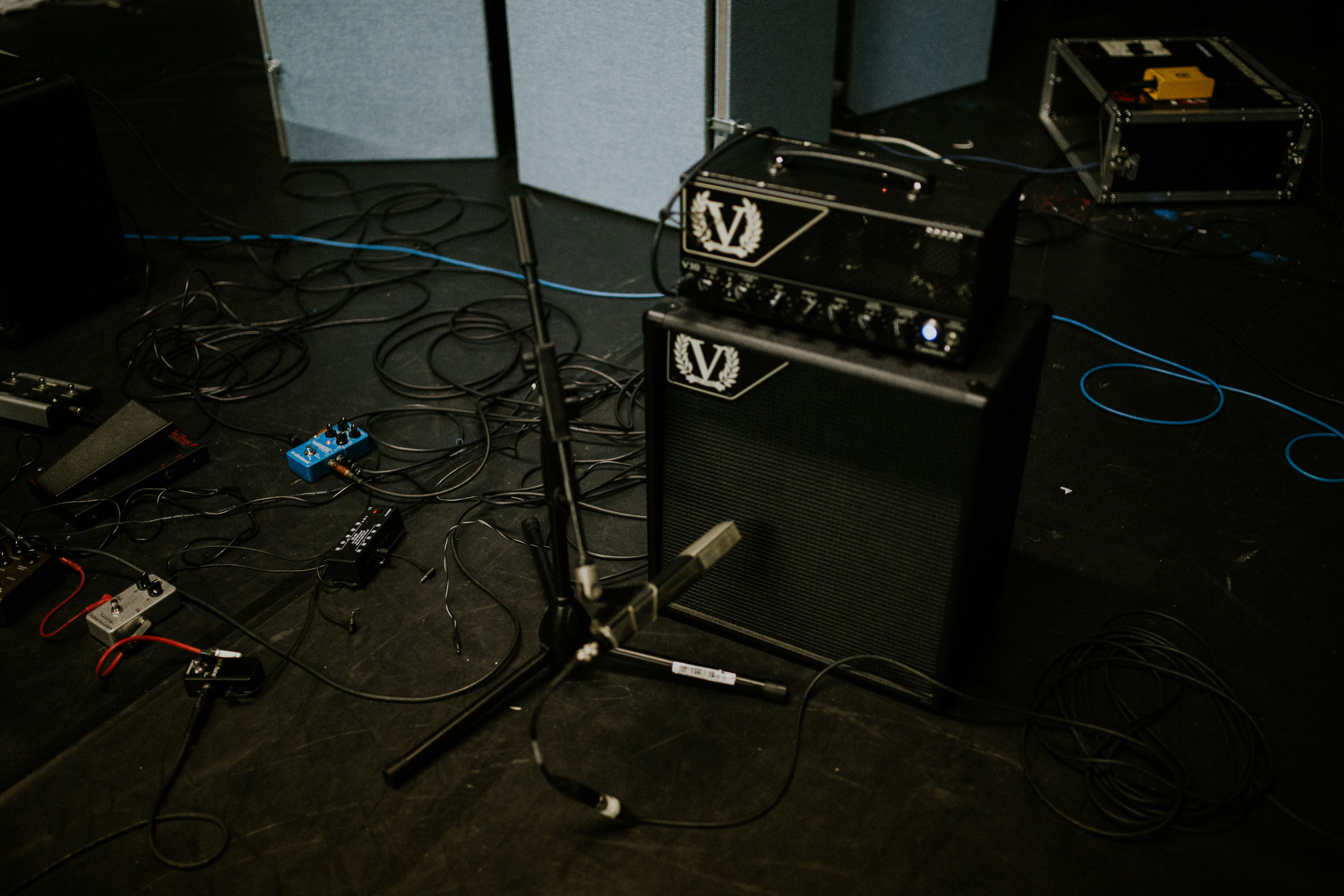 Kinky Wizzards Victory Amps