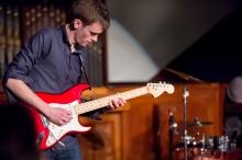 Ryan Elliott Guitar Kinky Wizzards